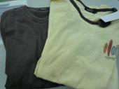 バーバーリーブラックレーベルのTシャツ