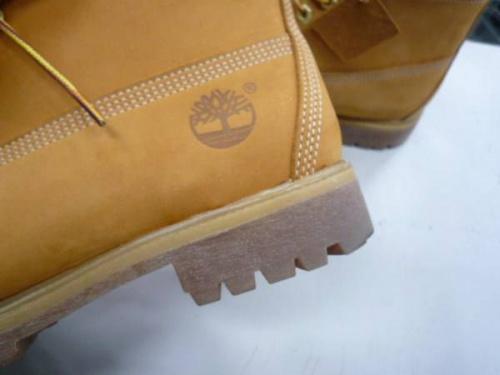 ブーツのTIMBERLAND