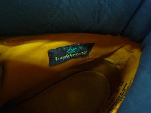 TIMBERLANDの吉川ブーツ