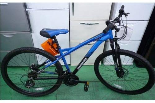 吉川アウトドアの自転車