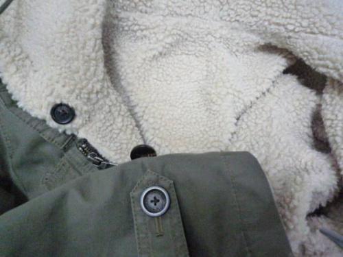 ミリタリーの吉川衣類