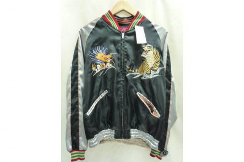 ジャケットのミリタリー