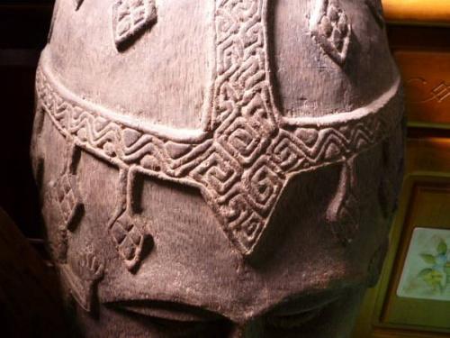アジアン雑貨の仮面