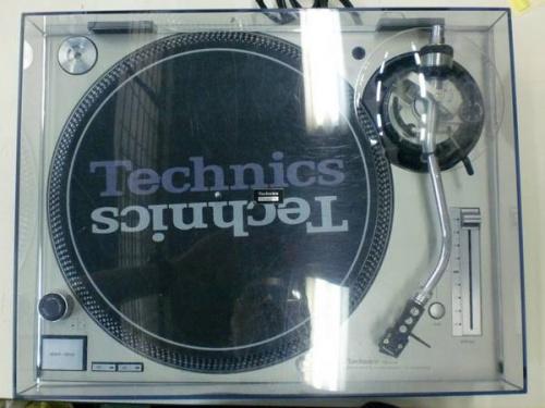 DJ機器のTechnics