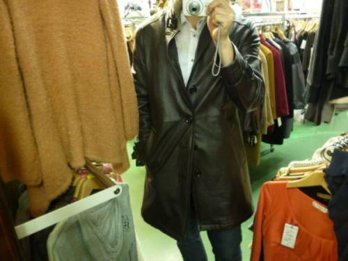 コートの吉川衣類