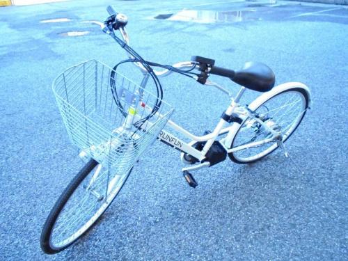 自転車の吉川