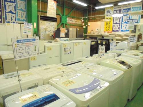 吉川の洗濯機