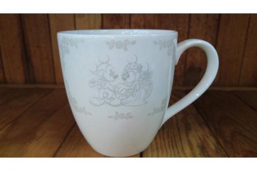 Disneyのマグカップ