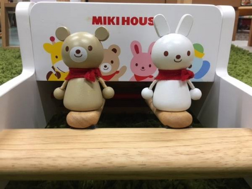 知育玩具のmikihouse
