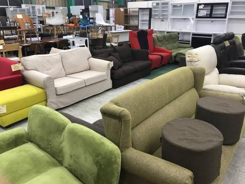 3人掛けソファーのコスパ◎家具