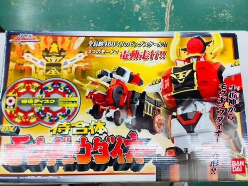 おもちゃのスーパー戦隊