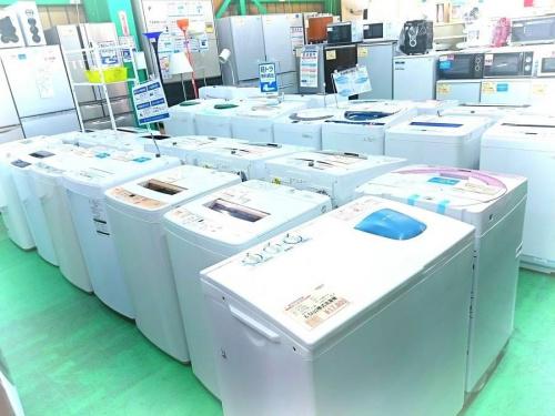 洗濯機のSANYO