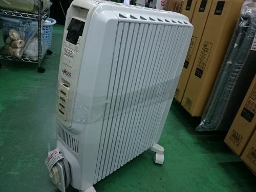 暖房器具の中古家電