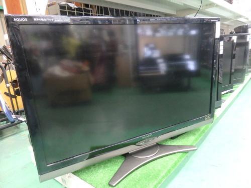 中古テレビの液晶テレビ