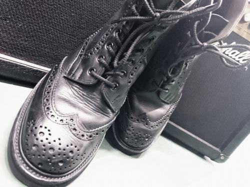 ブーツのトリッカーズ