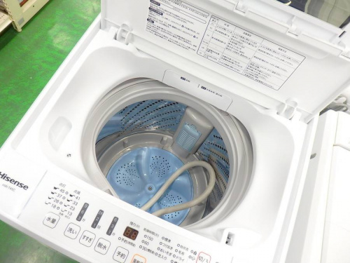 洗濯機の中古洗濯機
