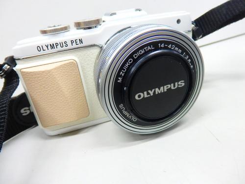 ミラーレスカメラの中古カメラ