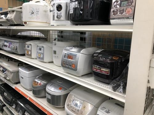 キッチン家電の中古電子レンジ