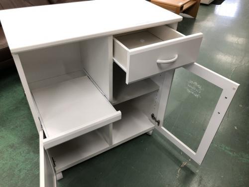 カップボード・食器棚のレンジ台