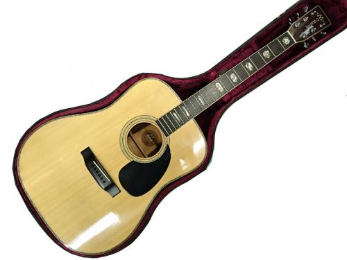 中古ギターのアコギ