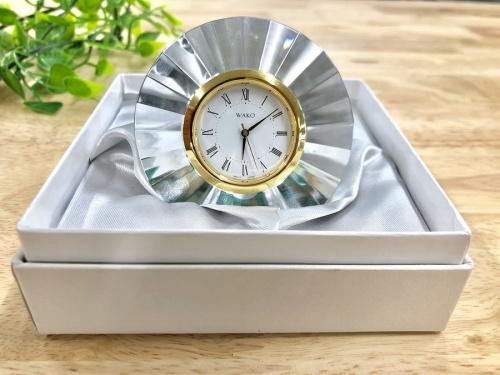 時計のクリスタルクロック