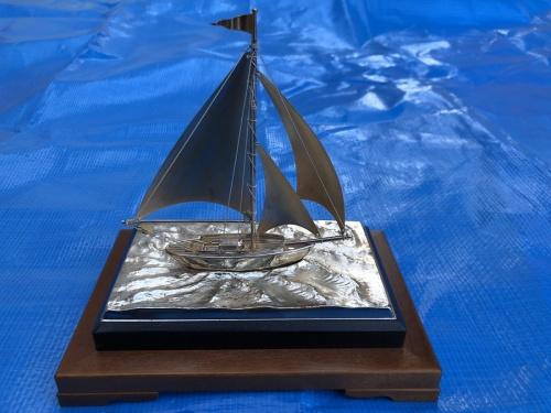 アンティーク雑貨の船 シルバー
