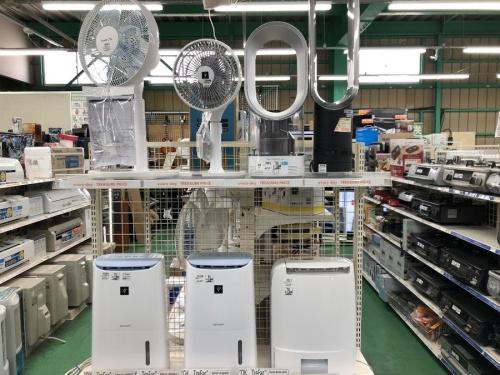 扇風機の電化製品