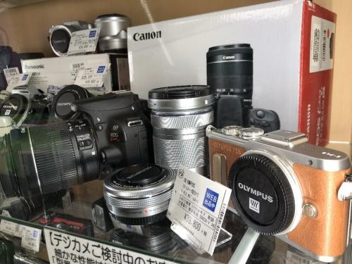 デジタルカメラの中古