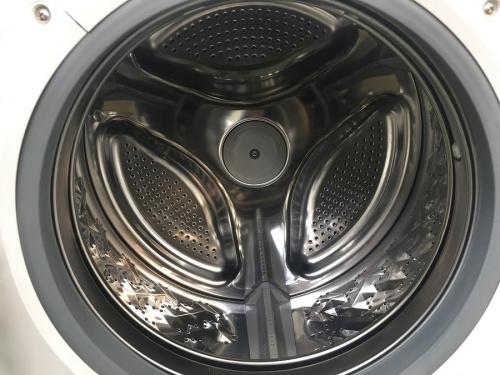 中古家電のドラム洗濯機