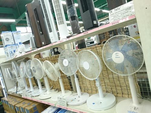 扇風機の生活家電