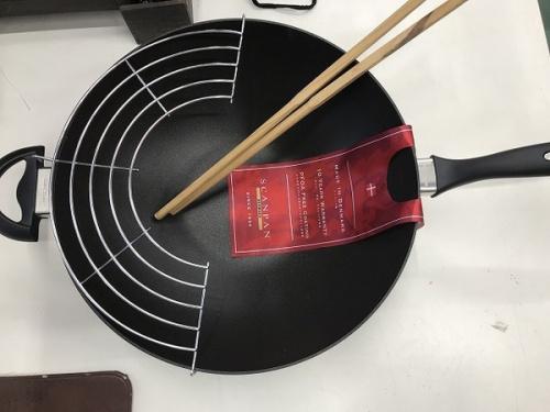 鍋のスキャンパン