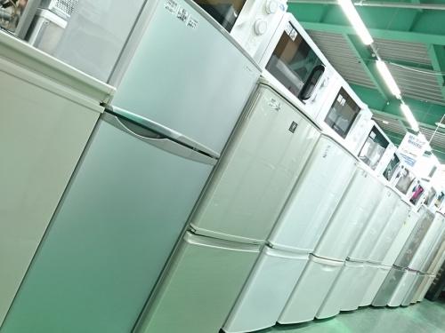 中古家電の吉川冷蔵庫