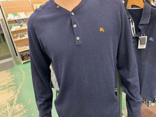 BURBERRYのシャツ