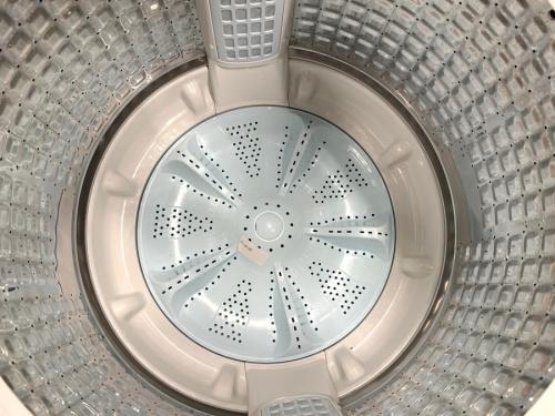 洗濯機の2019年製
