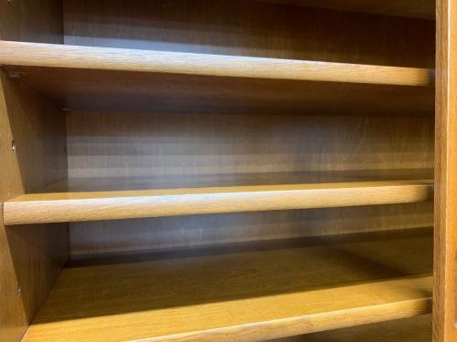 本棚のキッチンボード