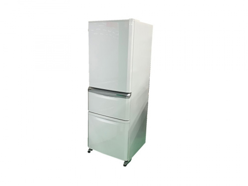 MITSUBISHIの大型冷蔵庫
