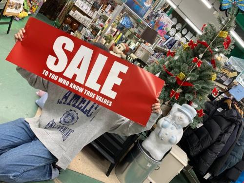 セールのクリスマス