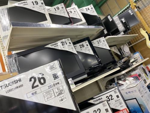 テレビのデジタル家電