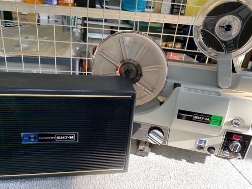 レトロ雑貨の映写機