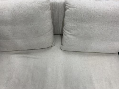 アームレス2人掛けソファのソファー