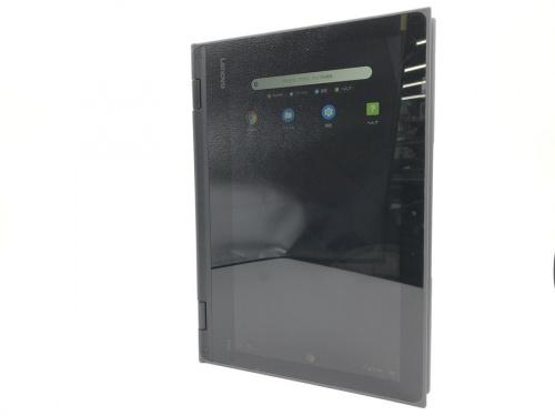 タブレットのパソコン