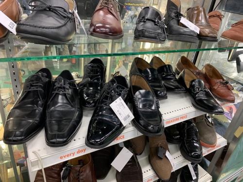 靴のメンズファッション