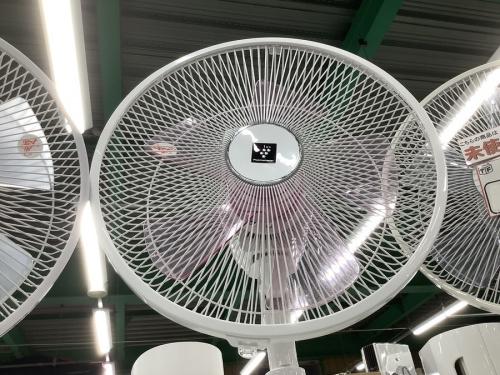タワーファンの冷風扇