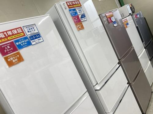 冷蔵庫のエアコン