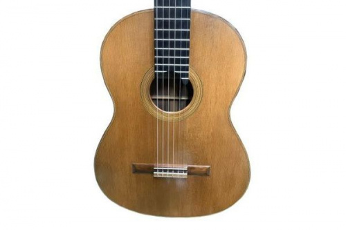 クラシックギターのOtto Vowinkel Luthier Amsterda