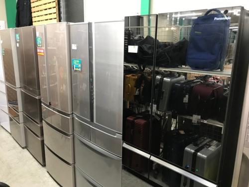 冷蔵庫の家具