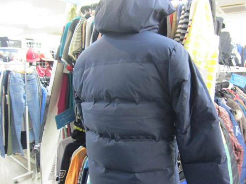 ジャケットのpatagonia