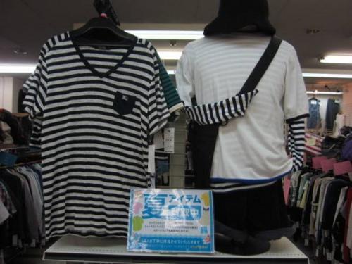 メンズファッションのTシャツ