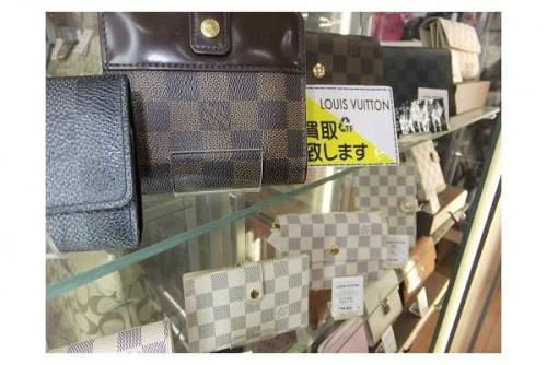 バッグ 財布 ケースの買取 中古