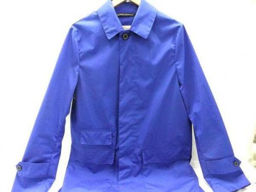 Traditional Weatherwearのステンカラーコート